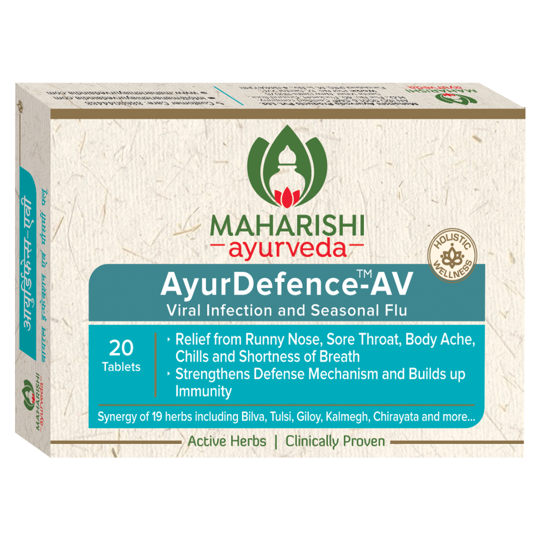Ayur Defence - Anti Virus (20tab), АюрДефенс - Анти Вирус (20таб)