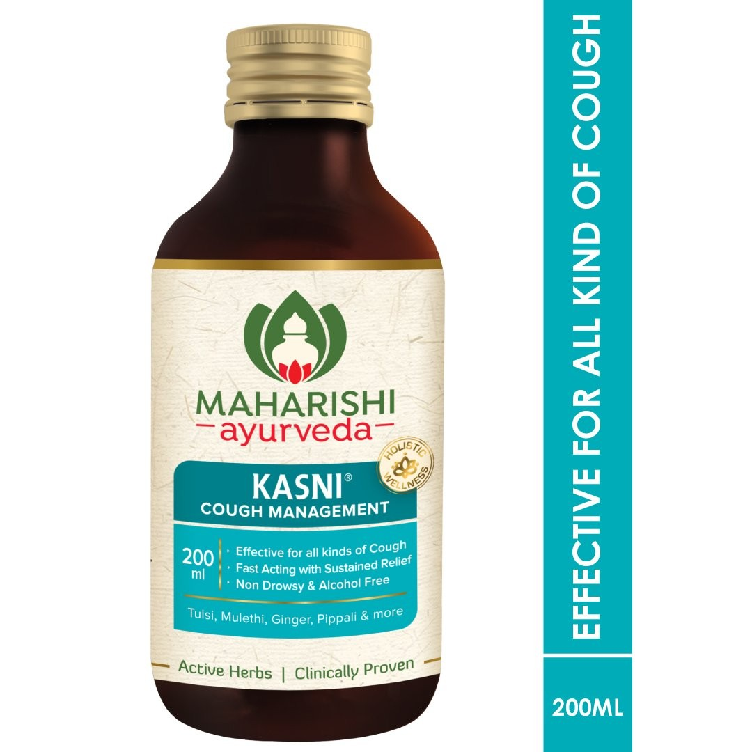 Kasni Cough Syrup (200ml)