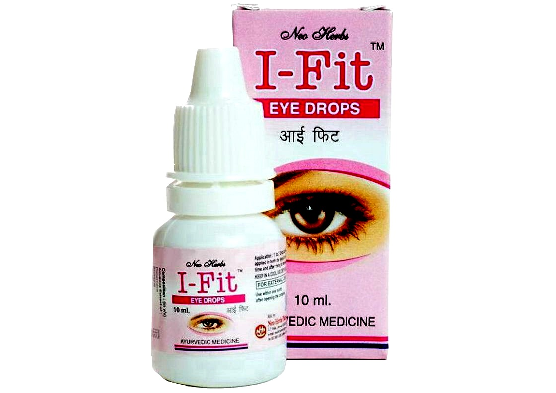 I-fit Eye Drops (10ml)